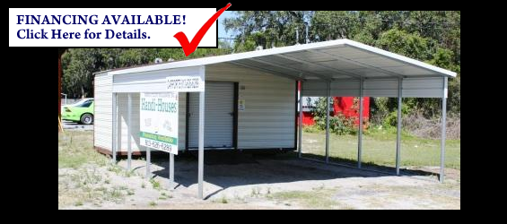 Pope\'s Utility Buildings and Storage Systems - Tampa, Florida